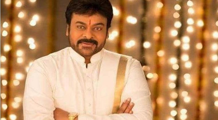 ఎవరైనా పొగిడితే ఆ రోజు నేలపై పడుకుంటా అంటున్న మెగాస్టార్-Movie-Telugu Tollywood Photo Image