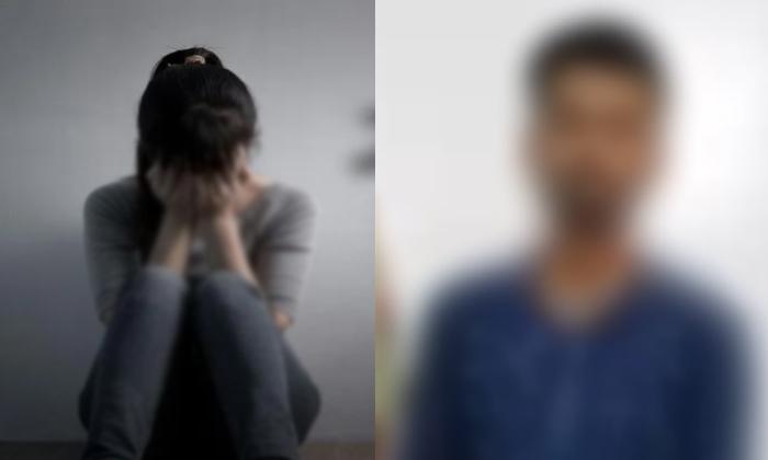 టీవి రిమోట్ కోసం వచ్చి బాలికపై…-Latest News-Telugu Tollywood Photo Image