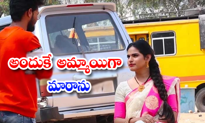 Jabardasth Actress Pinky Revealing Why He Is Taking Surgery Telugustop