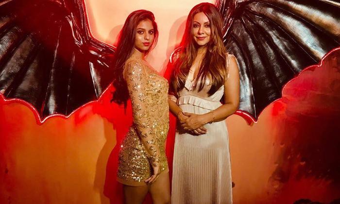 Telugu Gowri Khan, Sharukh Khan Daughter Suhana Khan, Suhana Khan Debut Film, Suhana Khan Heroine, Suhana Khan Movie News-Movie