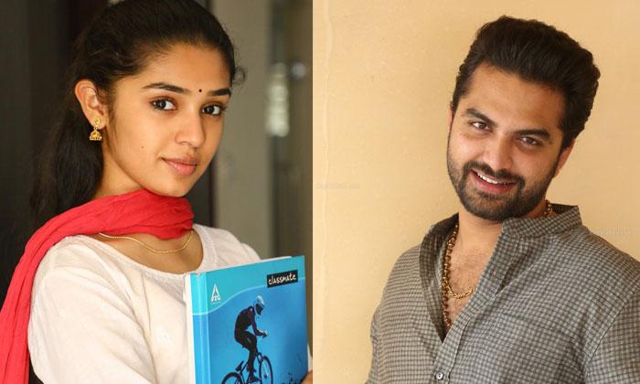 పాగల్ గాడికి పడిపోయిన ఉప్పెన భామ - Krithi Shetty To Romance Vishwak Sen Pagal Movie Heroine - Telugu Krithi Shetty To Romance Vishwak Sen, Pagal Movie, Telugu Cinema, Tollywiood-Movie-Telugu Tollywood Photo Image