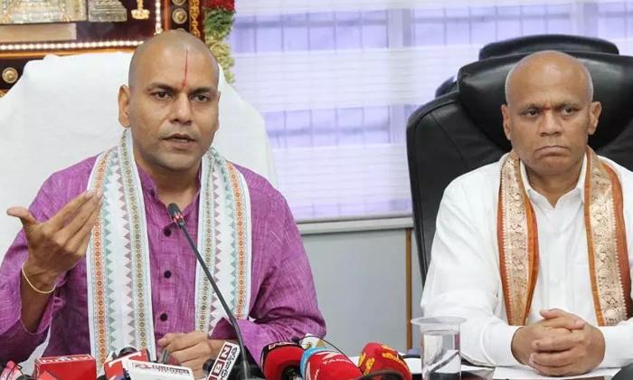 Telugu Corona In Tirumala, New Token System In Tirumala Thirupati Devastanam For Lord Venkatesha Darshan, Ttd Darshanam Tickets, Ttd Latest Update, Ttd Quew Complex-General-Telugu
