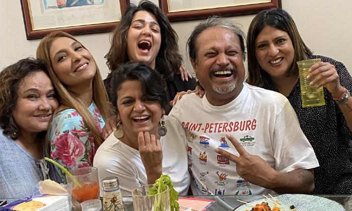 Telugu Charmi Kaur Latest Movie News, Charmi Kaur Movie News, Charmi Kaur News, Senior Director Jayanth.c And Charmi Kaur Photos Viral In Social Media, Senior Director Jayanth.c Movie News, Senior Director Jayanth.c News-Movie