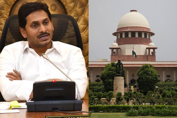 Telugu Elections, Supreme Court, Supreme Court Rejects Ap Government Petition On Postponement Of Local Body Elections-Latest News-Telugu Tollywood News Photos Pics