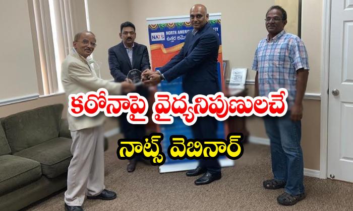 Nats Corona Virus America Telugu Sangam Covid 19