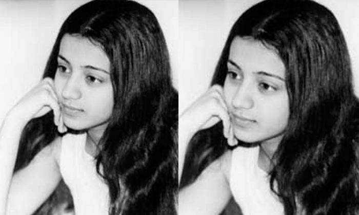 Telugu Childhood Photos, Social Media, Trisha, Trisha Krishnan-Movie