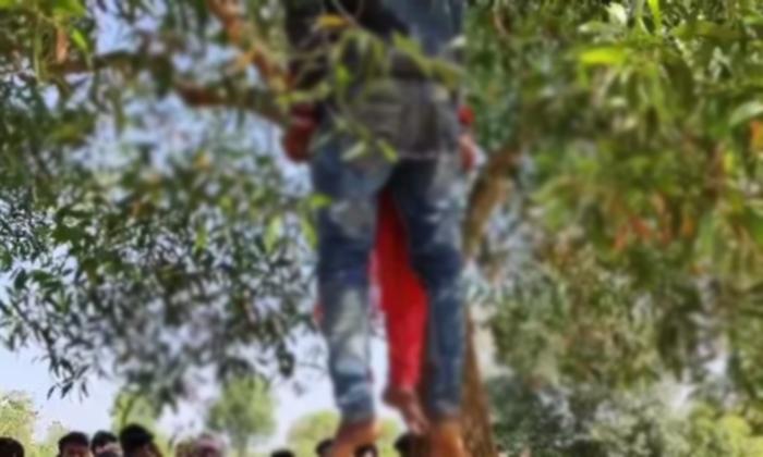 ప్రేమ పెళ్ళికి పెద్దలు ఒప్పుకోరేమోనని ప్రేమికులిద్దరూ…-Latest News-Telugu Tollywood Photo Image