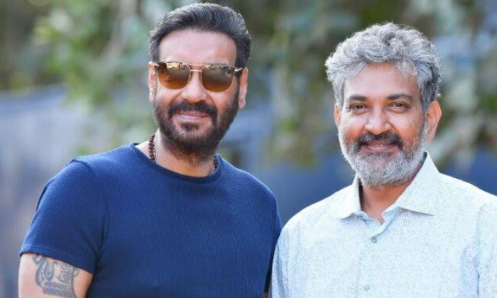 Ajay Devgn Special Video Soon Reveals 'RRR' Makers-Movie-English-Telugu Tollywood Photo Image