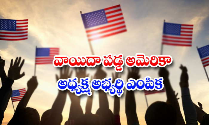 Democratic Party Post Pone President Candidate Date
