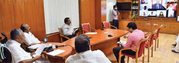 Telugu Covid-19 Issues, Diaspora Leaders, Kerala Cm, Nri, Pinarayi Vijayan-