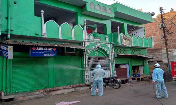 Telugu Covid-19, Lucknow, Mosque, Nizamuddin Markaz, Tablighi Patients-Latest News