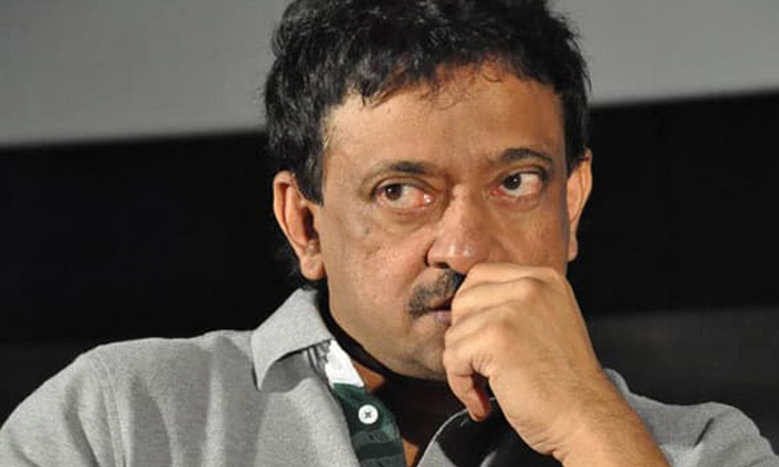 RGV Claims He Spotted Virus' First-Latest News English-Telugu Tollywood Photo Image