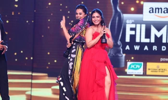 Telugu Bhumi Pednekar, Filmfare Critics, Filmfareawards, Saand Ki Aankh, Taapsee Pannu-Movie-English