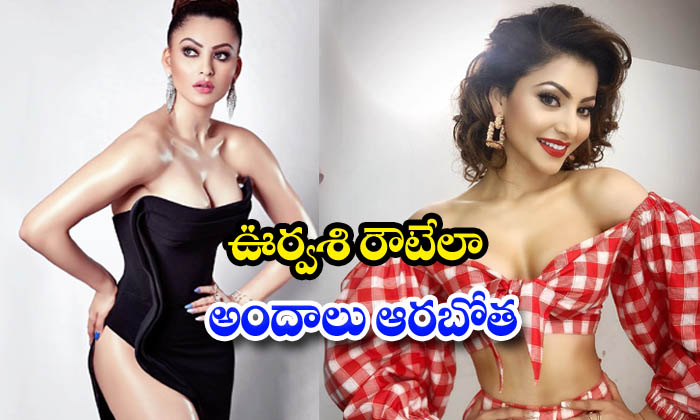 Urvashi Rautela hot images