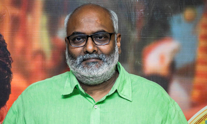 Keeravani Kickstarts RRR' Background Score-Latest News English-Telugu Tollywood Photo Image