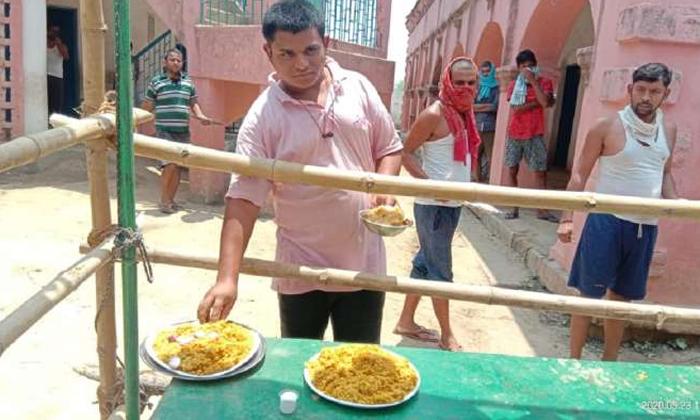 వంట చేయలేకపోతున్న సిబ్బంది,కారణం క్వారంటైన్ సెంటర్ లో కుంభకర్ణుడట-Breaking/Featured News Slide-Telugu Tollywood Photo Image