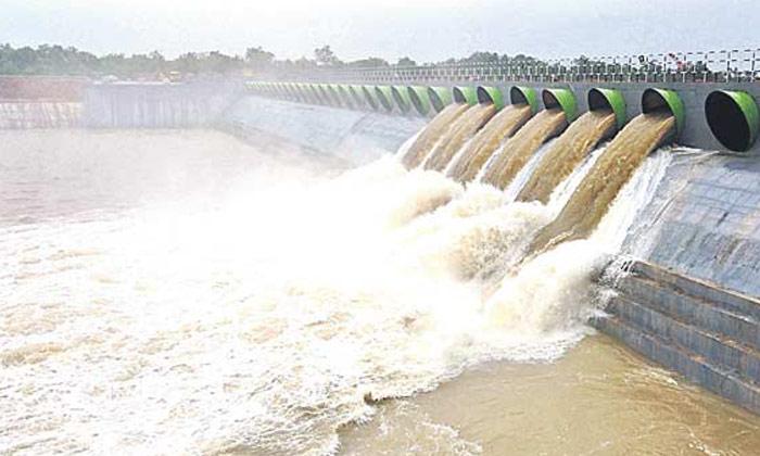 Telugu Ap Cm Jagan, Ap Govt, Godavari Water, Kcr, Krishna Board, Slbc Projects, Telangana-Telugu Political News
