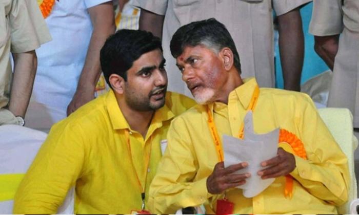 Telugu Chandrababu, Chandrababu And Ntr, Nara Lokesh, Ntr, Tdp Leaders, Tdp Working Party President-Political