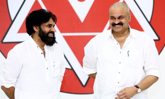 Telugu Bjp, Gandhi, Gandse, Janasena Party, Nagababu, Nagababu Twitter, Pawan Kalyan, Rgv, Tollywood-Political