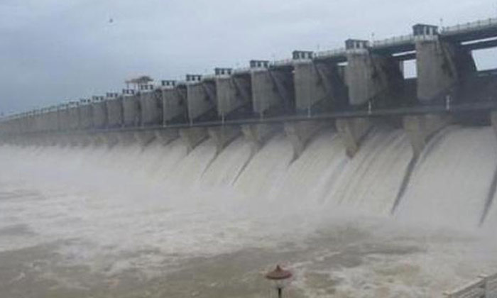 Telugu Ap Govt, Godavari Tmc, Krishna Water, Telangana Bjp, Telangana Cm Kcr, Trs Leaders-Telugu Political News