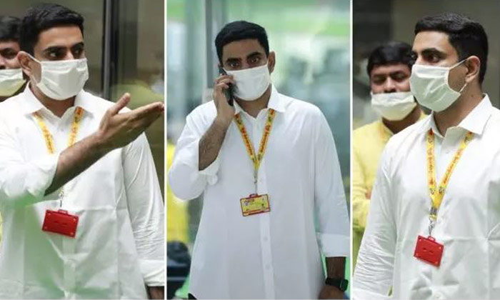 Telugu Chandrababu, Coronavirus, Lockdown, Lost 20kilos, Nara Lokesh, Nara Lokesh Weight, Tdp-Telugu Political News