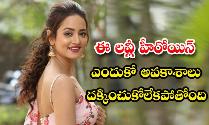 Tollywood Heroine Shanvi Srivastava Movie Offers