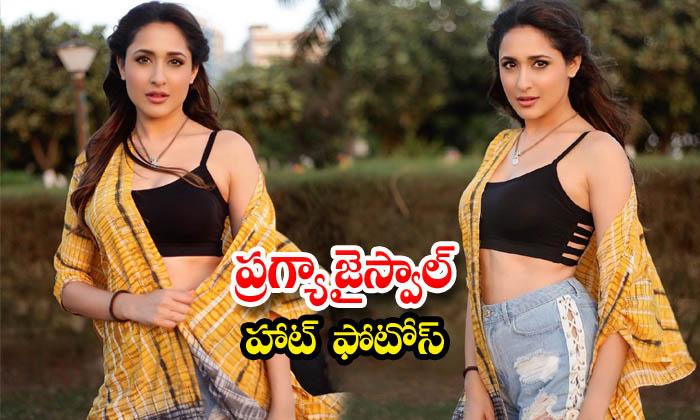 Pragya Jaiswal Ravishing Pictures