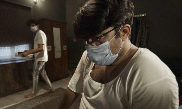 Telugu Be The Real Man, Challenge, Corona Virus, Lock Down, Movie, Ram Gopal Varma, Trailer-