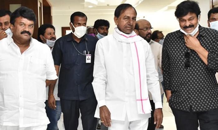 షూటింగ్లకు కేసీఆర్ గ్రీన్ సిగ్నల్.. కానీ-Breaking/Featured News Slide-Telugu Tollywood Photo Image