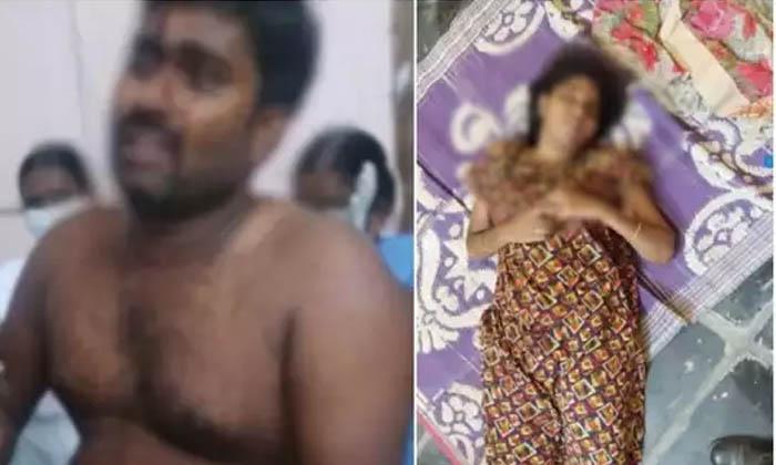 ప్రేమించినప్రియుడు పెళ్లి చేసుకోవడానికి నిరాకరిస్తున్నాడని ప్రేయసి ఏకంగా…-Latest News-Telugu Tollywood Photo Image