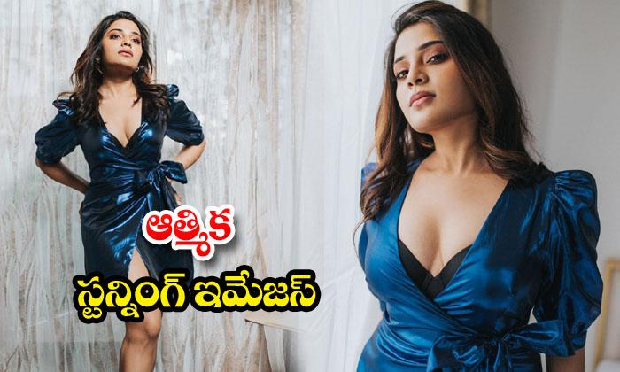 Actress athmika stunning images