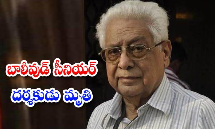 Basu Chatterjee Bollywood Senior Director