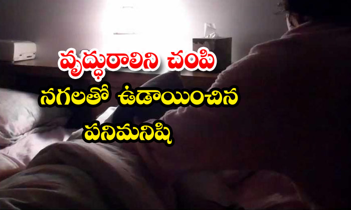 Maid Owner Robbery Ap