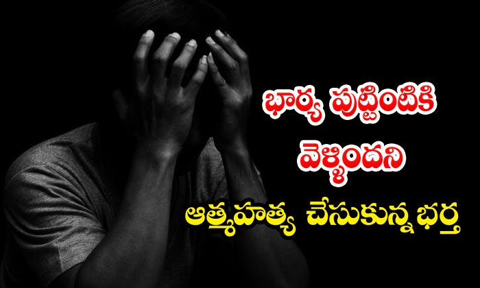 Two Men Commits Suicide After Fight With Wife In Guntur