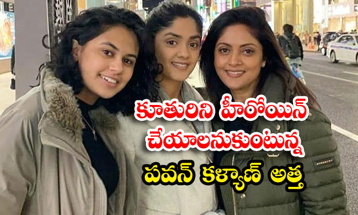 Actress Nadhiya Plan To Introduce Her Daughter For Heroine