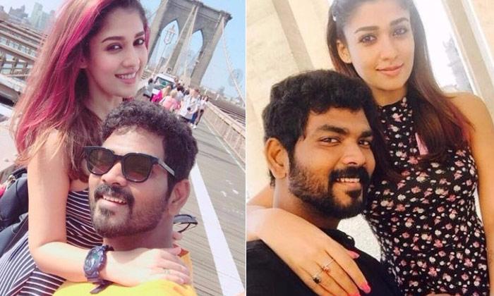 Telugu Lady Oriented Movie, Nayantara, Prabhudeva, Producer Ishari Ganesh, Vignesh Shivan-