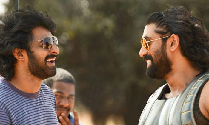 Telugu Prabhas, Prabhas20, Radhakrishna, Radhe Shyam, Ramoji Film City, Rana Daggubati, Rana With Prabhas-