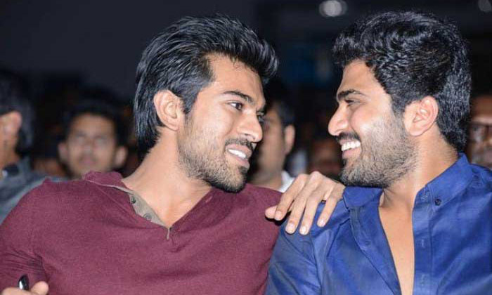 Telugu Ram Charan, Ram Charan Movie To Sharwanand, Sharwanand, Uv Creations-