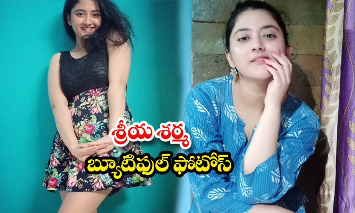 Shriya Sharma outstanding images