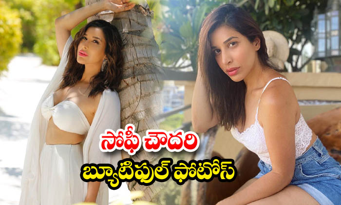 actress sophie choudry stunning images