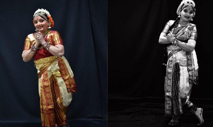 కరోనా కరాళ నృత్యం… ప్రకృతిని మన్నించమంటూ ఆకాశ నృత్యం: భారతీయ నృత్యకారిణి ప్రతిభ-Telugu NRI-Telugu Tollywood Photo Image