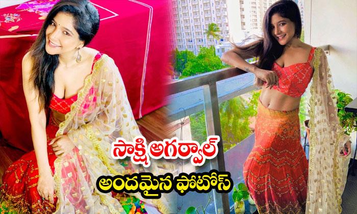 kollywood beauty Sakshi Agarwa sizzling images