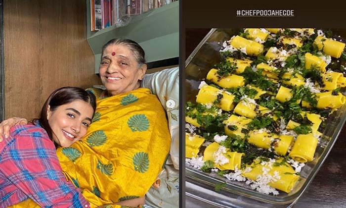 కొత్త అవతారమెత్తిన పూజా.. ఏం చేస్తుందో తెలుసా-Gossips-Telugu Tollywood Photo Image