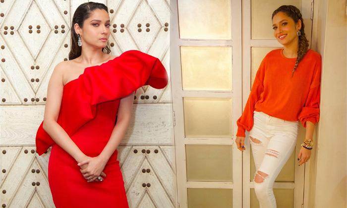 Actress Ankita Lokhande Hot Stills-telugu Actress Hot Photos Actress Ankita Lokhande Hot Stills - Telugu Beautiful Pics High Resolution Photo