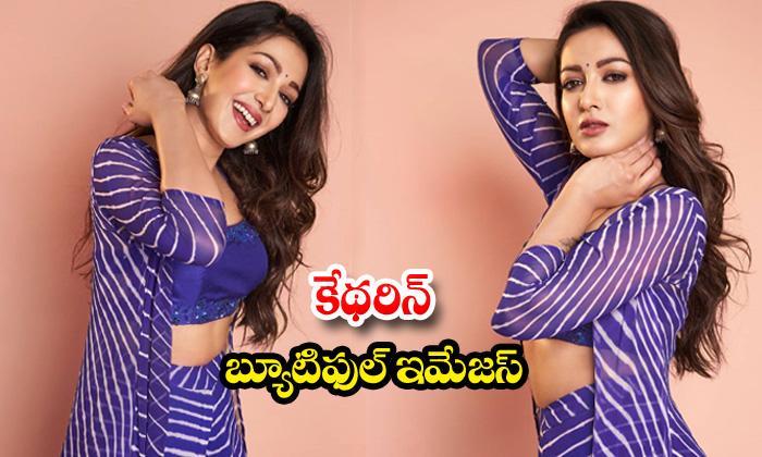 Actress catherine tresa adorable look -కేథరిన్బ్యూటిఫుల్ ఇమేజస్