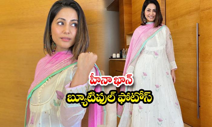 Actress hina khan amazing pictures-హీనా ఖాన్ బ్యూటిఫుల్ ఫొటోస్