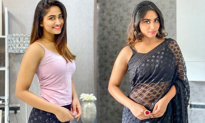 Actress Shivani Narayanan Hot Looks-telugu Actress Hot Photos Actress Shivani Narayanan Hot Looks - Telugu Beautiful Im High Resolution Photo