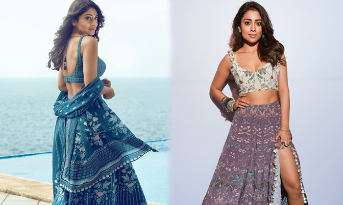 Actress Shriya Saran Through Back Images-telugu Actress Hot Photos Actress Shriya Saran Through Back Images - Telugu Sar High Resolution Photo