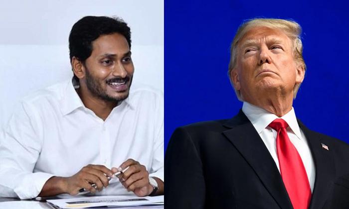 Telugu America, America President Elections In November, Ap, Ap Cm Jagan Mohan Reddy, Coronavirus, Donald Trump, White House-