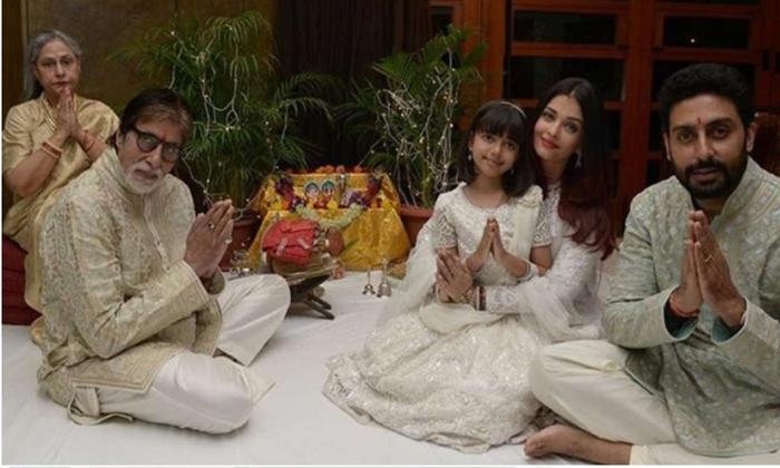 Telugu Abhishek Bachan, Amithab Bachan, Amithab Bachan Family, Aradya, Coronavirus, Isolation Wards, Iswarya Rai-